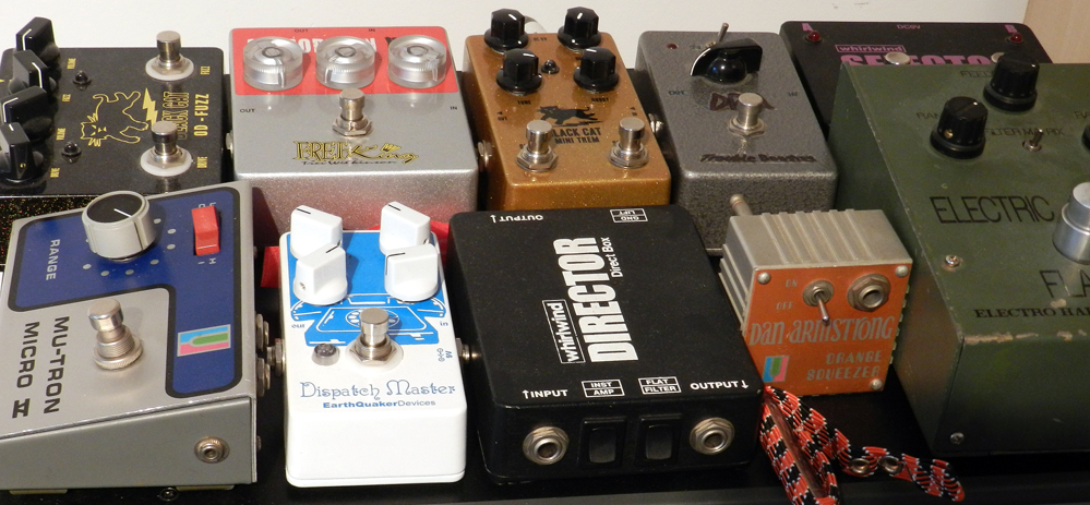 a tale of two pedal boards elliott randall. Black Bedroom Furniture Sets. Home Design Ideas